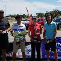 2019 Canterbury Strokeplay winners