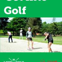 Get into Golf booklet for Green Prescription small