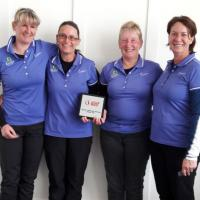 Weekend Womens Interclub Winners 2017 Kaiapoi LR