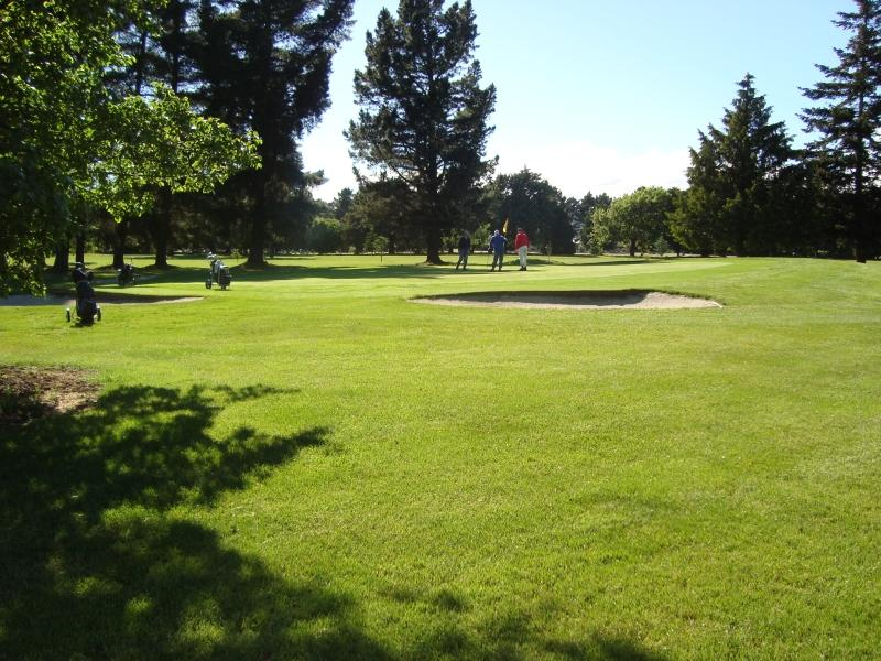 Lincoln Golf Club :: Canterbury Golf